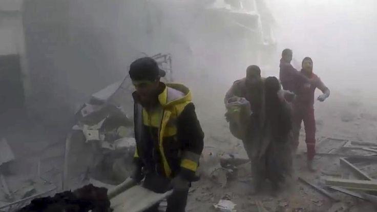 El régimen de Al Assad controla más de una cuarta parte de Ghuta Oriental