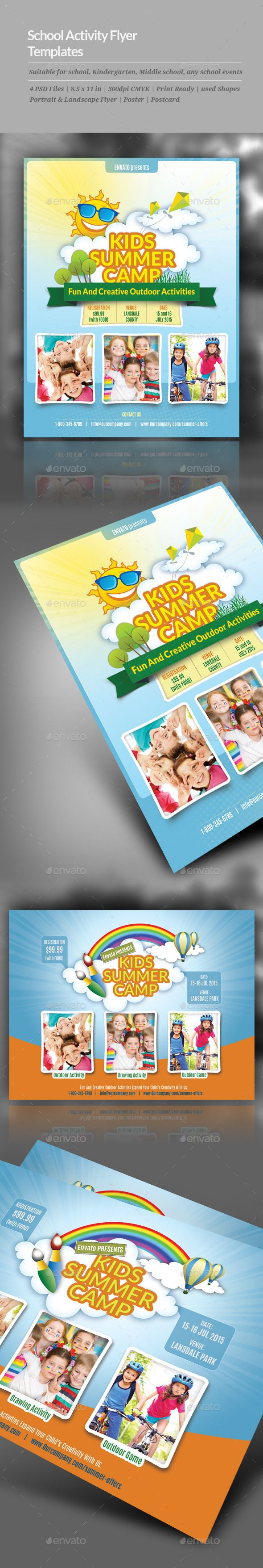 12 best design templates for school images on pinterest