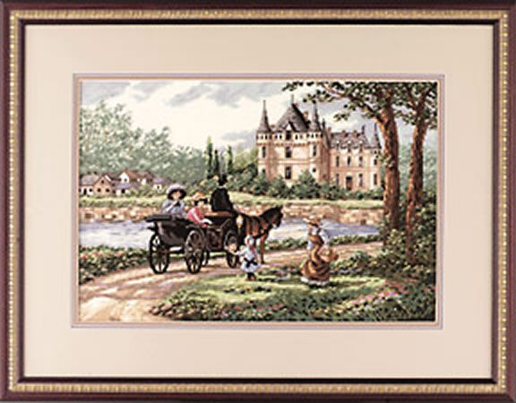 Dimensions - Gold Collection / 07 - 03790 - M'Lady's Chateau.jpg