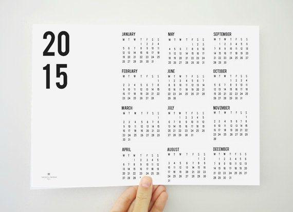 Více než 25 nejlepších nápadů na Pinterestu na téma 2016 Yearly - yearly calendar