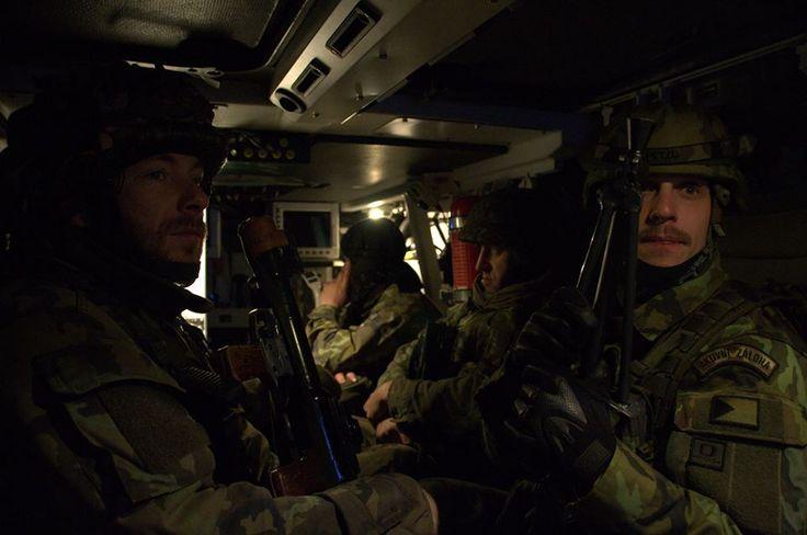 Squad in KBVP Pandur II/roj v KBVP Pandur.