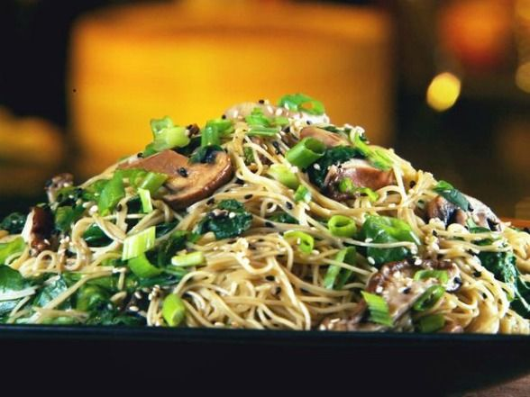 Vegetable Chow Mein!!