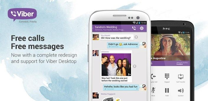 Viber App for Android gets v6.7 with animated gifs, backup/restore feature and more