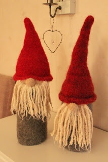 Wooly gnomes