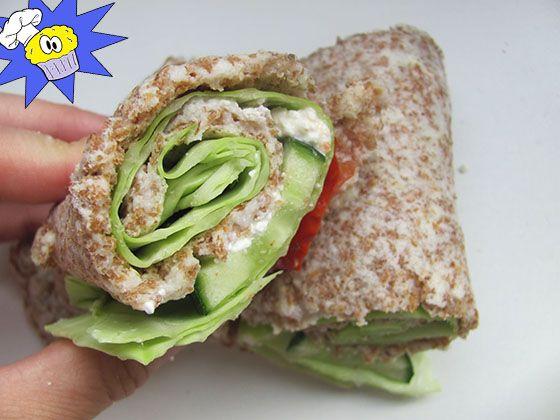 Full Diétás Wrap | MásTészta