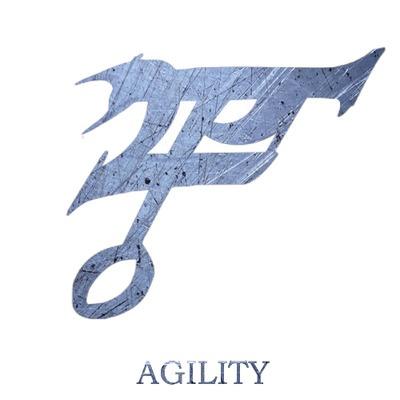 City of bones - La gracia y ligereza se incrementan. Concede la habilidad de moverse con facilidad y confianza; le permite al Cazador de Sombras ser más ágil y rápido en combates cuerpo a cuerpo.