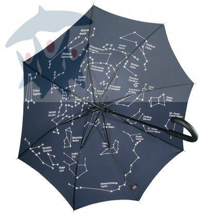 Lang Astro - parasol z gwiazdozbiorami ParasoleDlaCiebie.pl