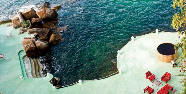 Boca Chica, un hotel chic-retro en Acapulco | México Desconocido