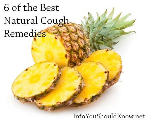 I bet you didn't know that pineapple can stop a cough in its tracks. Simply eat some pineapple if you can't stop coughing and you're golden! Well, hopefully at least. I haven't had a cough lately to test this so I don't know for sure how well it works. However, there are several other remedies … Continue reading »