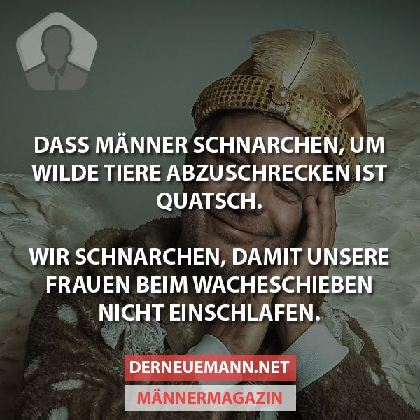 Männer schnarchen #derneuemann #humor #lustig #spaß