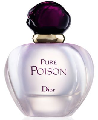 Dior Pure Poison Eau De Parfum Spray 1.7 oz $94.00 New. Pure Poison – for the seductress within. A modern, sensual floral fragrance for a new generation of seductress.