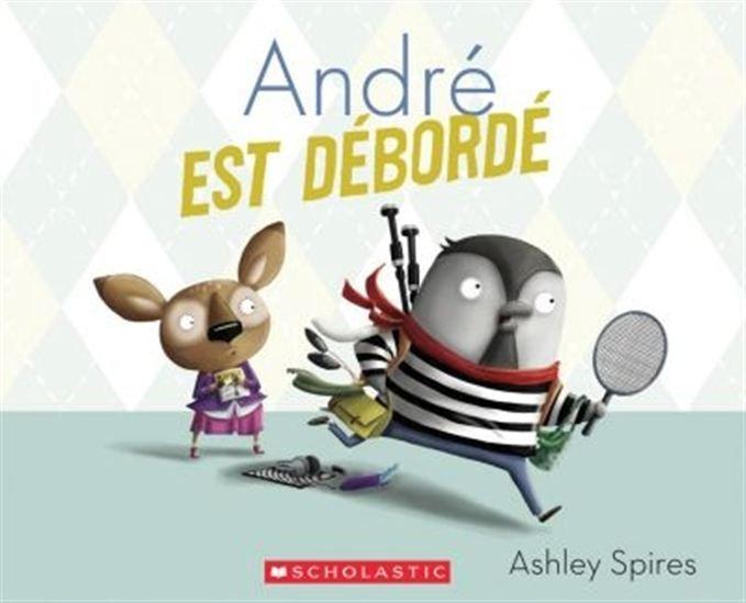 André est débordé - ASHLEY SPIRES