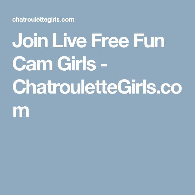 Join Live Free Fun Cam Girls - ChatrouletteGirls.com
