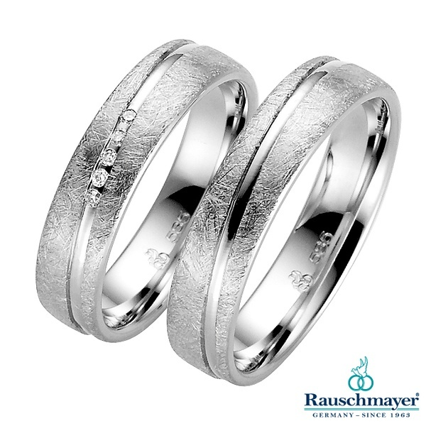 wedding rings - I plan to add a stone for each year that were married ;-) wedding-ideas