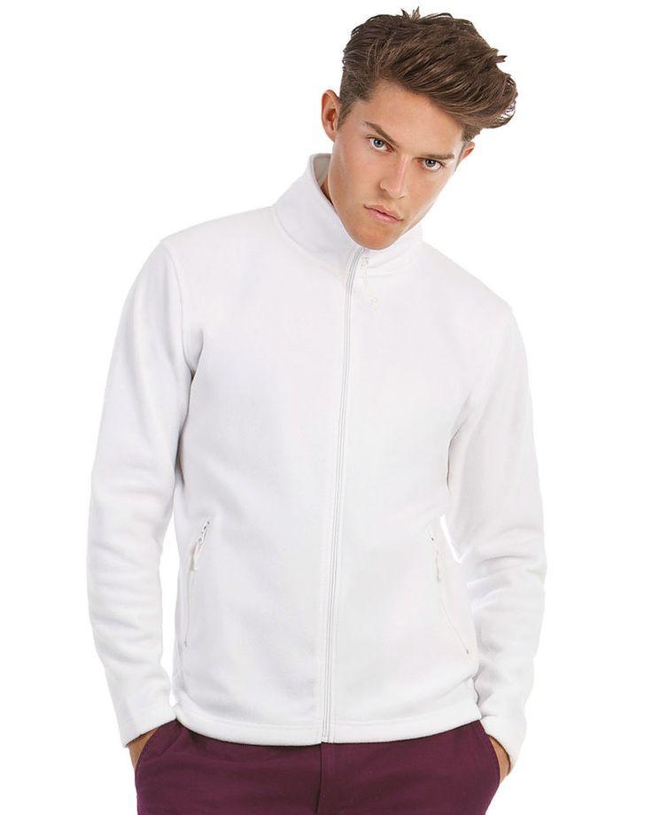 B&C ID.501 Mens Fleece Jacket (FUI50)