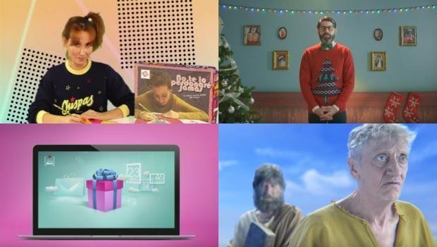 Las felicitaciones de Navidad de las agencias de #publicidad 2016 vía @Huss87