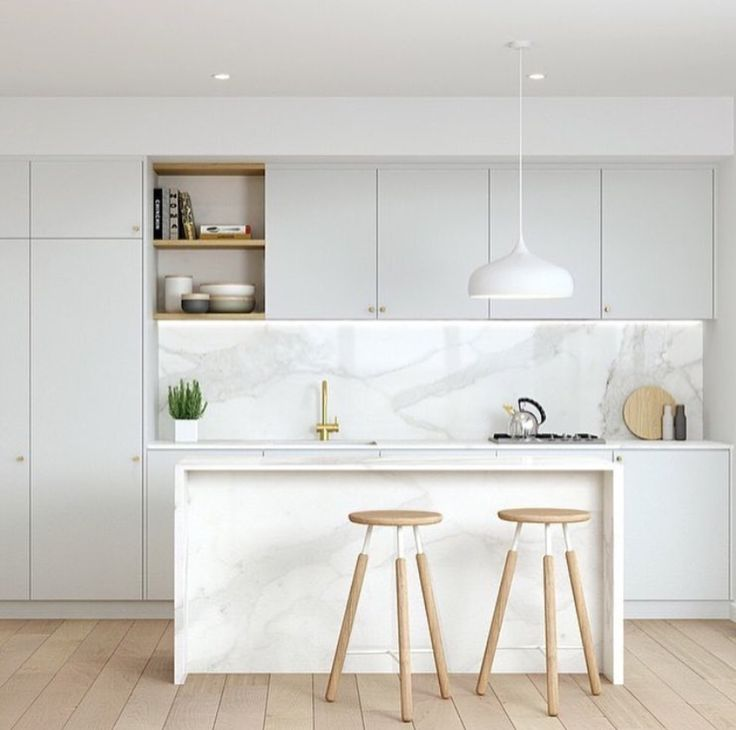 Best Marble Grey Scale Kitchen Adele Bates Design Simple 400 x 300