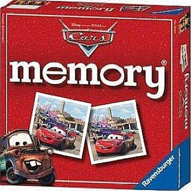 Cars memory is een geheugenspel met de legendarische Cars characters uit de Cars films. Het Cars memory spel bestaat uit 72 kaartjes en is geschikt voor een kind vanaf 4 jaar. #Cars2 #Carsspeelgoed #memory #speelgoed