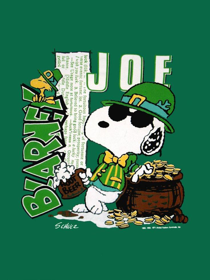 Joe Blarney St. Patrick's Day Shirt