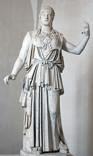 Intellectual Goddess....Roman: Minerva....Greek: Athena