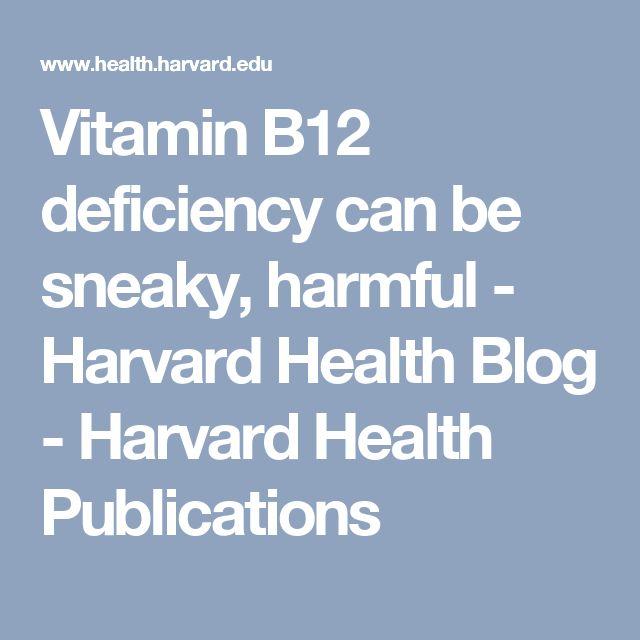 blog vitamin deficiency sneaky harmful