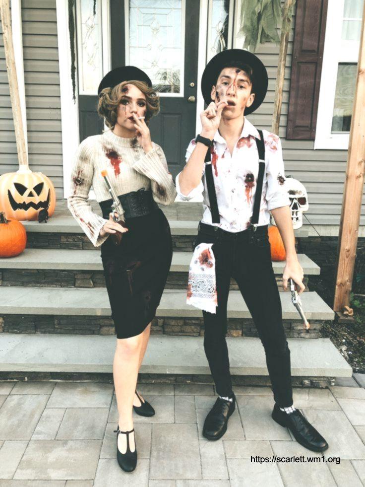 Bonnie And Clyde Costume : bonnie, clyde, costume, Halloween, Costume, Bonnie, Clyde, #Bonnie, #Clyde, #Costume, #dead, #Hallowe, Kleidung,, Paarkostüme, Halloween,, Kostüme, Päarchen