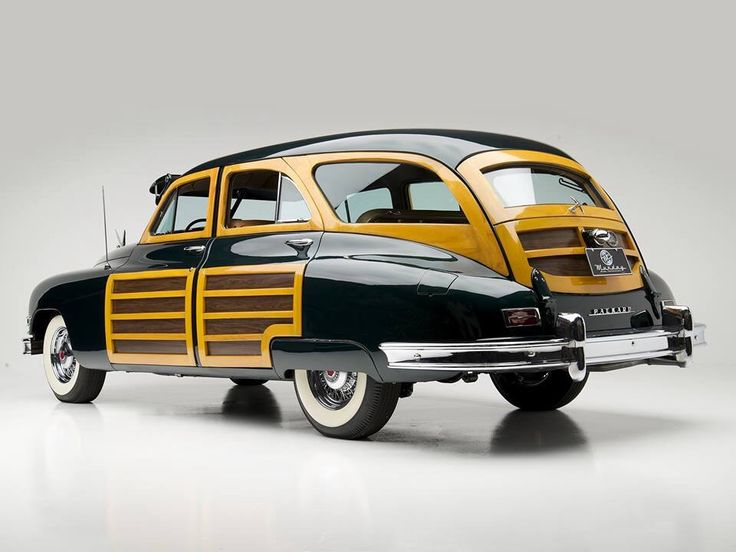 Morning Wood, 1948 Packard Std Eight