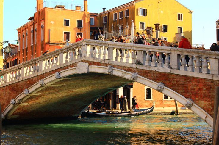 #venezia #ponte #sole