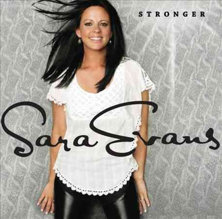 "After five long and tumultuous years, Sara Evans finally returned to the recording studio in 2010 to cut her sixth album, Stronger. The set was preceded by the hit single ""A Little Bit Stronger"" (co-w"