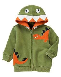 $19.99 crazy 8 Stegosaurus Hoodie