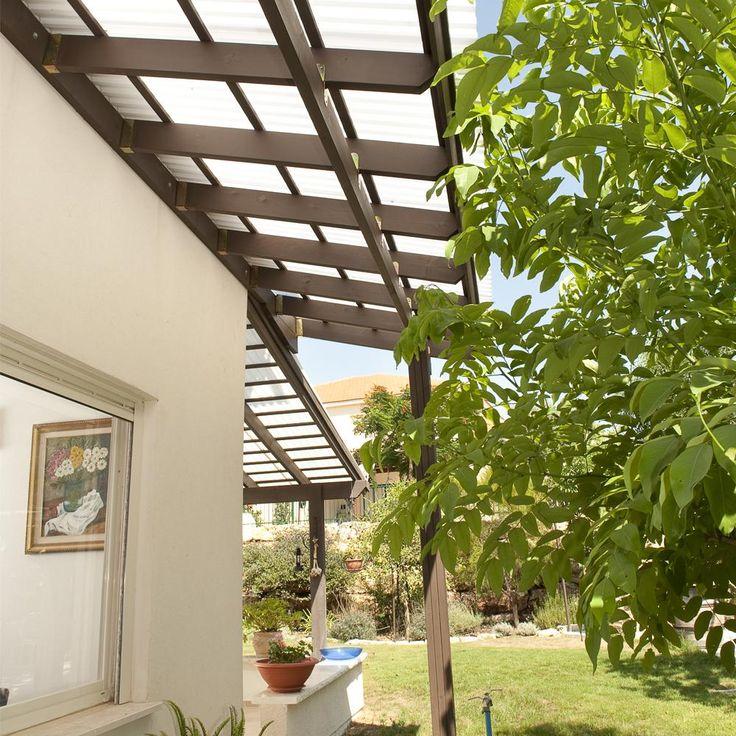 Sunsky 6 ft. SunSky 9 in. Polycarbonate Roof Panel in