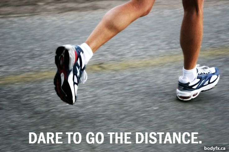 Motivation: Dare To Go The Distance