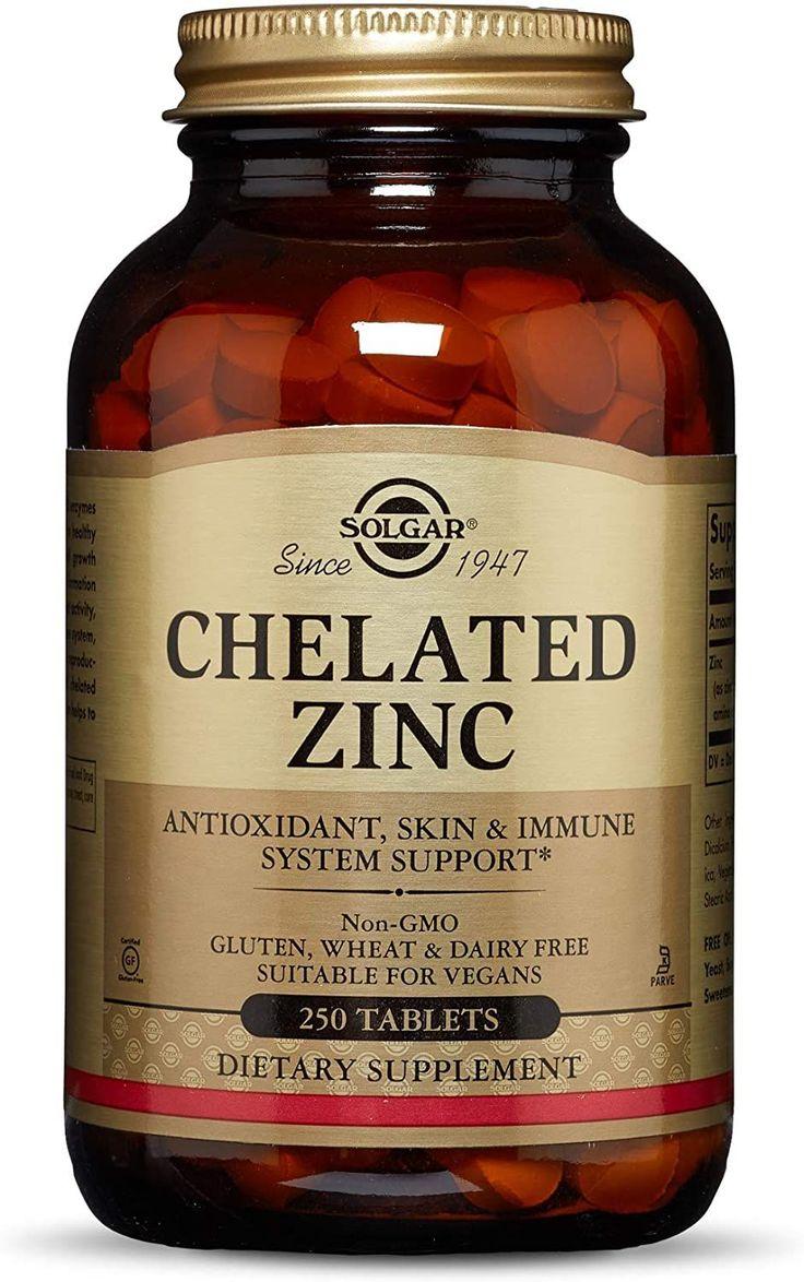 Ranking the best zinc supplements of 2020 in 2020 Zinc