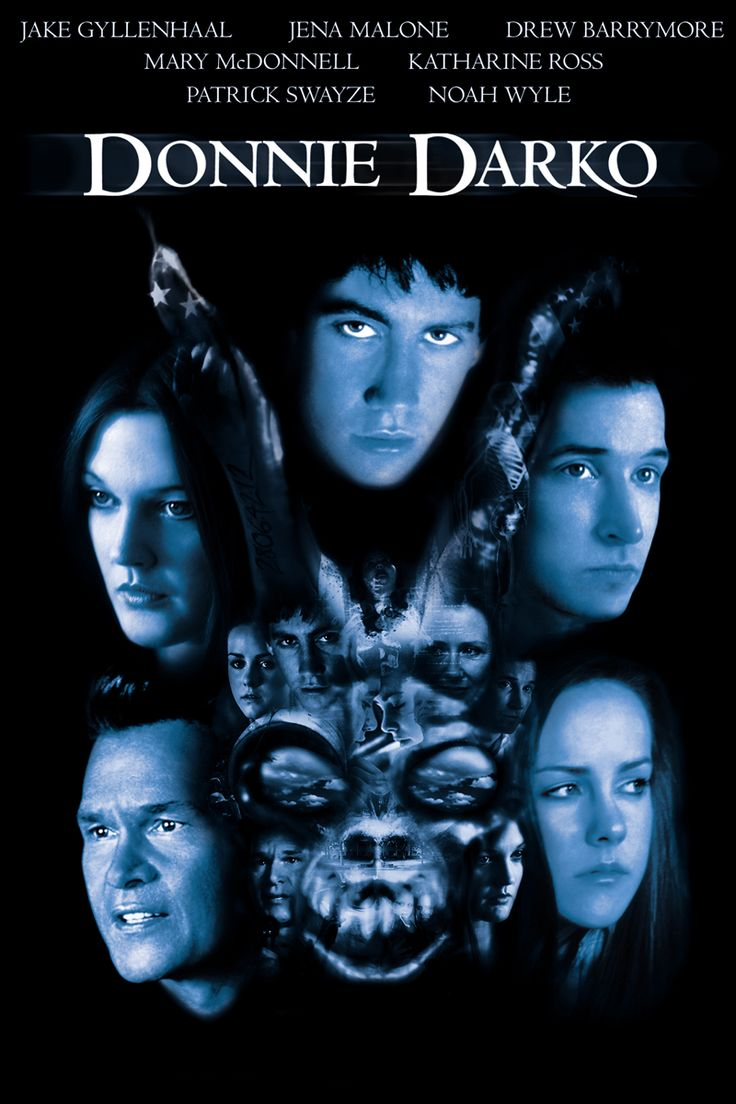 """Donnie Darko"" > 2001 > Directed by: Richard Kelly > Fantasy / Comedy Drama / Psychological Drama / Coming-of-Age"