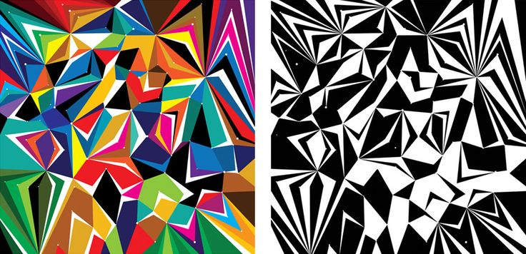 Calendar Abstract Art : Best matt moore images on pinterest geometric art