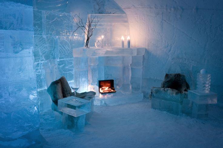 Snow Village in Finland | Incredible Engineering