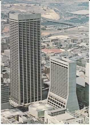Carlton Centre & Carlton Hotel