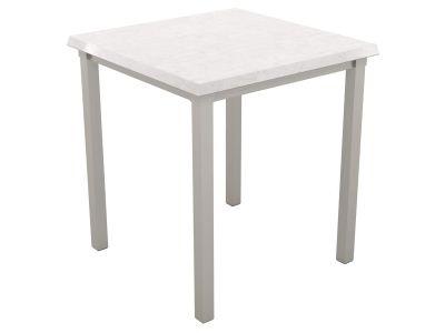 Duratop-Alumi Table 800mm Square