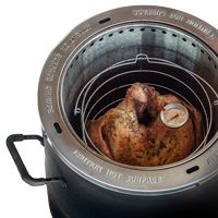 The ultimate and best turkey fryer powered by TRU-Infrared™ technology that require no oil. Create delicious roasts, chicken and turkey meals.