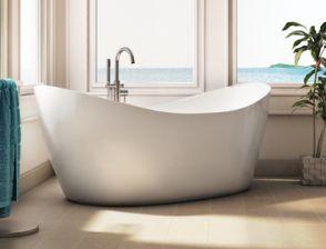 Bain autoportant   Catégories   Aqua-Deco, Boutique de plomberie et salle de montre, rimouski, douche, toilette, robinet, oceania, kohler