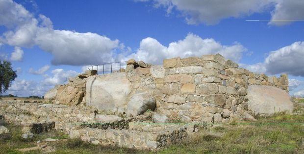 Yacimiento arqueológico de Hijovejo, Quintana de la Serena