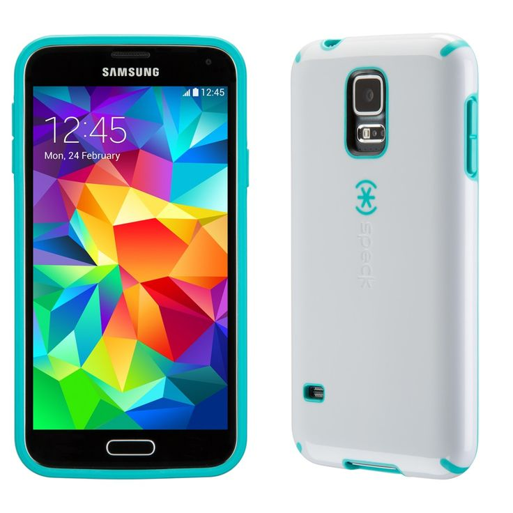 CandyShell Galaxy S5 Case | Speck Products | Speck Products the pink & white, teal & white is cute too