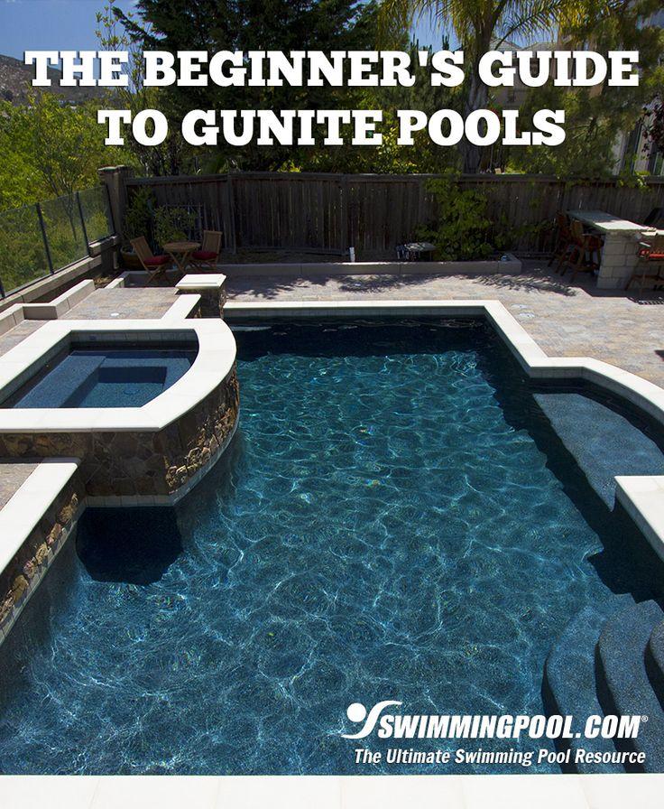The Beginner's Guide to Gunite Pools | SwimmingPool.com