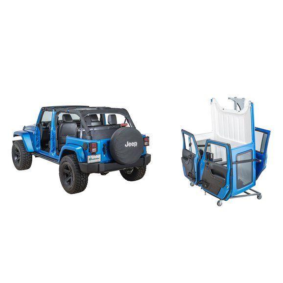 Jeep Lange Originals 014 100 Hoist A Cart Quadratec Jeep