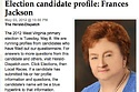 Election Candidate Frances Jackson is a Photoshop Nightmare