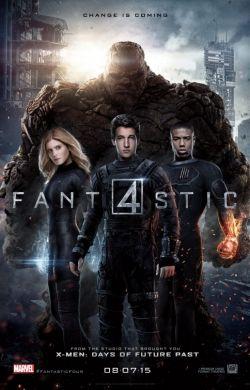 Fantastik Dörtlü – The Fantastic Four 2015 Türkçe Dublaj izle