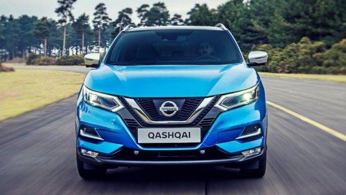2019 Nissan Qashqai Front View Nissan Qashqai Nissan Best Luxury Cars