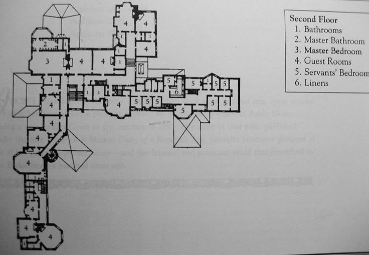 61 best images about gilded era mansion floor plans on winterhur mansion 2nd floor plan gilded era mansion