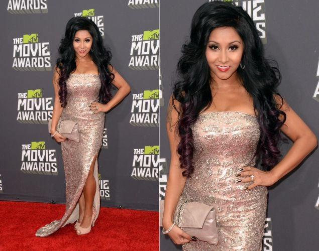 MTV Movie Awards 2013 Red Carpet Gallery: Here are the photos of the stars