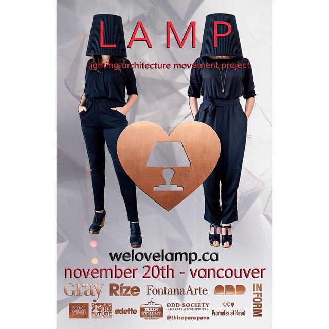 They've got 'shades' as in #lampshades @thisopenspace @RizeAlliance L A M P Lighting Architecture Movement Project https://lampevent.eventbrite.ca